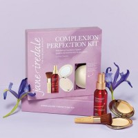 JANE IREDALE Limited Edition Complexion Perfection Kit  + PurePressed Base Mineral refill με έκπτωση 10%