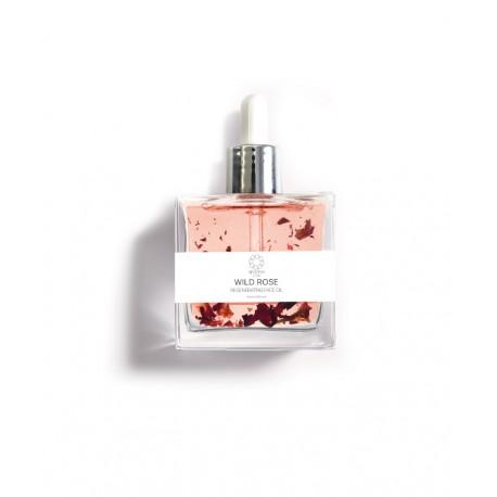 ARIADNE ATHENS Φυσικό Έλαιο άγριας τριανταφυλλιάς για το Προσώπο 30 ml -  Wild Rose Face Oil 30ml