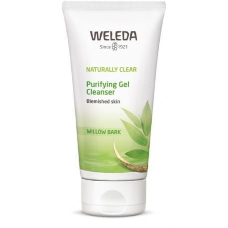 WELEDA Naturally Clear Gel Για Βαθύ Καθαρισμό 100ml