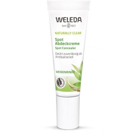 WELEDA Naturally Clear Καλυπτική Κρέμα με Χρώμα 10ml