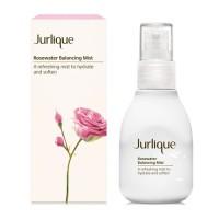 JURLIQUE  Eξισορροπιστικό και Ενυδατικό Σπρέι Προσώπου με Άγριο Τριαντάφυλλο 50ml- Rosewater Balancing Mist 50ml