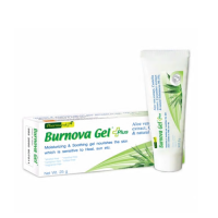 Distribrands Aloe Vera Gel Burnova Gel Plus - Καταπραϋντικό Τζελ για μετά τον ήλιο25 g