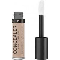GOSH Concealer High Coverage - 004 Natural - 5,5ml