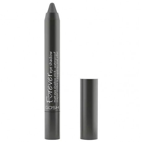 GOSH Forever Eye Shadow - 12 Matt Dark Grey - 1.5g