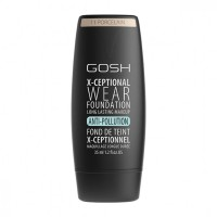 GOSH X-Ceptional Wear Make-Up - 11 Porcelain 35ml