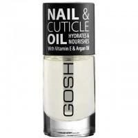 GOSH - Nail & Cuticle Oil - 8ml