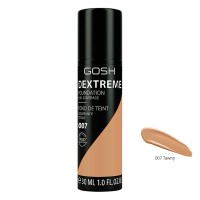 GOSH Dextreme Full Coverage Foundation 30ml - 007 Tawny