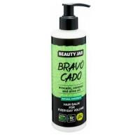 """Beauty Jar """"BRAVOCADO"""" Conditioner για όγκο 250ml"""