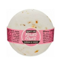 "Beauty Jar ""FLOWER POWER"" bath bomb 150gr"