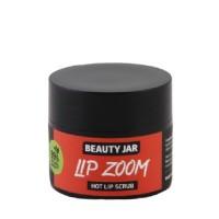 "Beauty Jar ""LIP ZOOM"" Ζεστό scrub χειλιών 15ml"