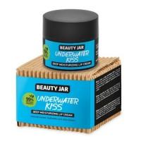 "Beauty Jar ""UNDERWATER KISS"" Κρέμα ενυδάτωσης χειλιών 15ml"