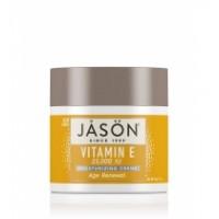 JASON Βιολογική Κρέμα Προσώπου Με Βιταμίνη Ε 25000 I.U -Eντατική Αντιγήρανση 120 ml