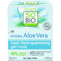 SO'BiO étic Moisturizing Fresh Mask Gel 50ml