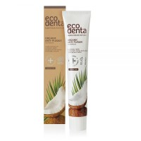 EcoDenta Bio - Βιολογική Οδοντόκρεμα Κατά Της Πλάκας Με Καρύδα Και Ψευδάργυρο, 75ml