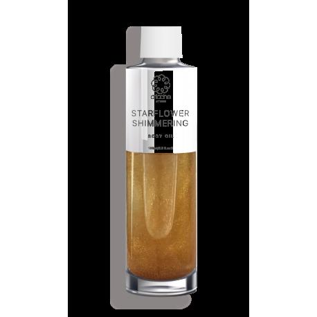 ARIADNE ATHENS Starflower Shimmering Body Oil - Ιριδίζον Έλαιο Σώματος 100ml