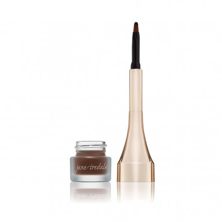 JANE IREDALE Mystikol® Powdered Eyeliner - Dark Topaz - metallic chocolate brown
