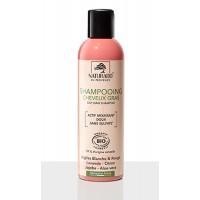 Naturado Σαμπουάν για Λιπαρά Μαλλιά - 0% Sulfate 200ml