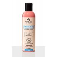 Naturado Σαμπουάν για Αδύναμα Μαλλιά - 0% Sulfate 200ml