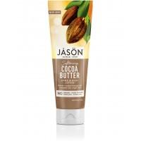 JASON  Βιολογική Λοσιόν Σώματος Βούτυρο Κακάο -Περιοχές Με Έντονη Ξηρότητα 230 ml