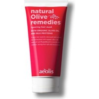 AEOLIS Mάσκα Εντατικής Επανόρθωσης Μαλλιών με bio λαδι ελιας & πρωτεϊνες μεταξιου 170ml