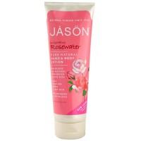 JASON Bιολογική Λοσιόν Me Ροδόνερο Για Ξηρό Δέρμα 240 ml