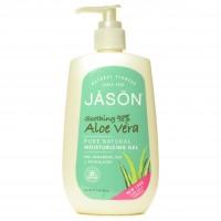 JASON Ενυδατικό Τζέλ Με Αλόη Βέρα 98% Με Αντλία 240 ml