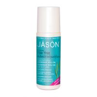 JASON Αποσμητικό Με Έλαιο Τειόδενρδρου Σε Roll On 90 ml