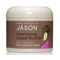 JASON Βιολογική Κρέμα Προσώπου Με Βούτυρο Κακάο Για Αφυδατωμένο Δέρμα 120 ml
