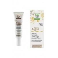 So Bio Σέρουμ Σύσφιξης Προσώπου με Argan & Υαλουρονικό οξύ 50 ml