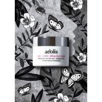 AEOLIS Aντιρυτιδική / Συσφικτική Κρέµα Προσώπου με bio λάδι ελιάς,έλαιο argan & πολυσακχαρίτες 50ml