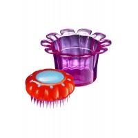 Tangle Teezer Flower Pot Popping Purple