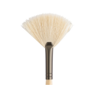 Jane Iredale WHITE FAN BRUSH ΓΙΑ POYZ & HIGHLIGHTER