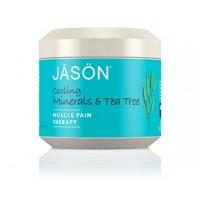 JASON Θερμαντικό βάλσαμο τεϊόδεντρο κατά των μυικών πόνων
