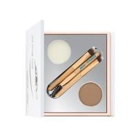 JANE IREDALE ΣΕΤ  για Τέλειο Σχήμα στα Φρυδια ( Travel Size) για Ξανθές - Great Shape Eyebrow Kit Blonde