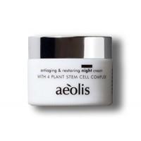 AEOLIS Αντιγηραντική & Αναπλαστική Κρέμα Νυκτός  -  Night Cream
