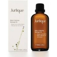 JURLIQUE Baby's Calming Massage Oil – Καταπραϋντικό Έλαιο Μάλαξης