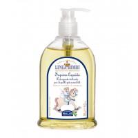 Υγρό Σαπούνι για Πλύσιμο Χεριών, Βιολογικών Φρούτων, Σκευών 300ml
