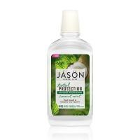 JASON Στοματικό Διάλυμα με Έλαιο Καρύδας Coconut Mint Total Protection 480ml