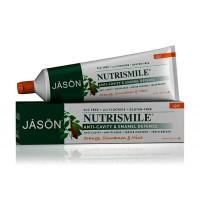 JASON Nutrismile οδοντόκρεμα σε τζελ/ προστασία του σμάλτου,CoQ10,βιταμίνη C, κανέλα,πορτοκάλι