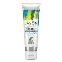JASON Οδοντόκρεμα Με Έλαιο Καρύδας και Ευκάλυπτο- Αναζωογονητική Χωρίς Φθόριο 120ml