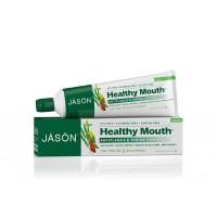 JASON Healthy mouth,οδοντόκρεμα σε τζελ,κατά της οδοντικής πλάκας και τερηδόνας,CoQ10 , τεϊόδεντρο
