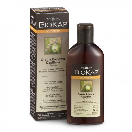 BIOKAP Μαλακτική Κρέμα Μαλλιών για Βαμμένα Μαλλιά 200ml