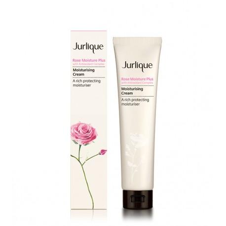 JURLIQUE Ενυδατική Πλούσια Κρέμα με Τριαντάφυλλο για Ξηρές- Αφυδατωμένες Επιδερμίδες 40ml- Rose Moisturing Cream