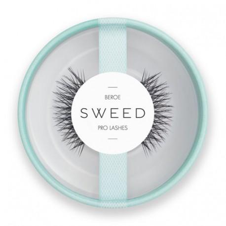 Sweedlashes Βλεφαρίδες Beroe 3D - Χρώμα :Μαύρο 8x10x12mm