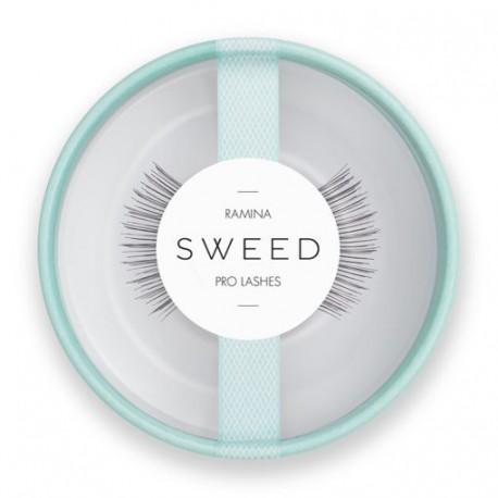 Sweedlashes Βλεφαρίδες Ramina - Χρώμα :Μαύρο 8x10x12mm