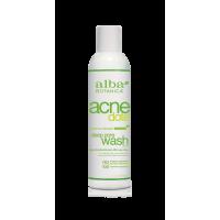 Alba Botanica Φυσικό υγρό καθαριστικό προσώπου - θεραπεία κατά της ακμής. 177ml