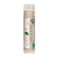 Eco Lips Βάλσαμο Χειλιών με Γεύση Καρύδα 4,25 γρ.