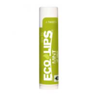 Eco Lips Βάλσαμο Χειλιών με Γεύση Μέντα SPF15 4,25 γρ.