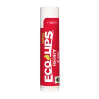 Eco Lips Βάλσαμο Χειλιών με Γεύση Κεράσι SPF15 4,25 γρ.