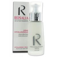 Rosalia Bio Κρέμα Ημέρας για Αντιδραστική/ευαίσθητη Επιδερμίδα 50ml